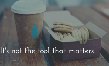 It's not the tool that matters